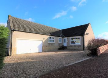 Thumbnail 4 bedroom detached bungalow for sale in New! Burn Brae, Carwood, Biggar