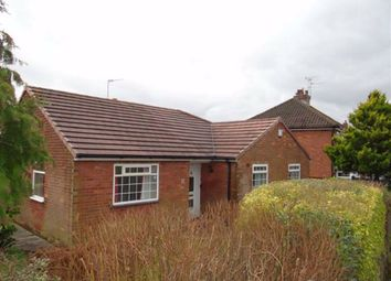 Thumbnail 3 bed detached bungalow for sale in Rutland Avenue, Atherton, Manchester