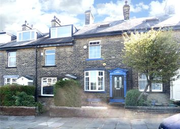 Thumbnail 3 bed terraced house for sale in Highfield Road, Frizinghall, Bradford, West Yorkshire