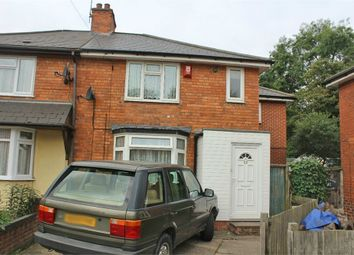 Thumbnail 4 bedroom semi-detached house for sale in Vimy Road, Birmingham, West Midlands