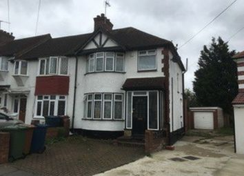 Thumbnail 3 bed end terrace house for sale in Connaught Road, Harrow Weald