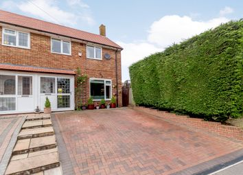 Thumbnail 3 bed semi-detached house for sale in Longmere Gardens, Tadworth