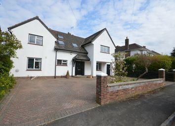 Thumbnail 4 bed detached house for sale in Grange Road, Saltford