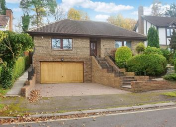 Thumbnail 4 bed bungalow for sale in Stagbury Avenue, Chipstead, Coulsdon