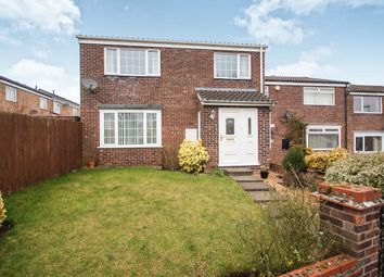 Thumbnail 4 bed end terrace house for sale in Anne Bartholomew Road, Thetford, Norfolk