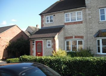 Thumbnail 3 bedroom property to rent in Grebe Road, Bicester