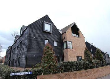 Thumbnail 2 bedroom flat to rent in Burgess Croft, Saffron Walden, Essex