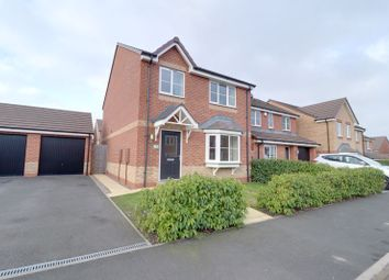 Thumbnail 4 bed detached house for sale in Quincy Way, Marston Grange, Stafford