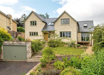 Thumbnail 5 bed detached house for sale in Ralph Allen Drive, Bath, Somerset