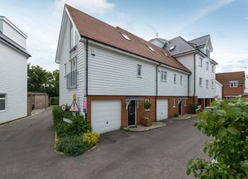 Thumbnail 3 bed end terrace house for sale in Regent Street, Whitstable