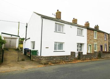Thumbnail 3 bed end terrace house for sale in Gilcrux, Wigton, Cumbria