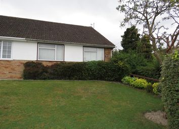 Thumbnail 2 bed semi-detached bungalow for sale in Staveley Road, Dunstable