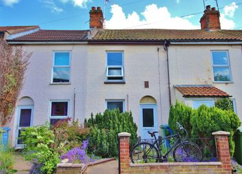 Thumbnail 3 bed terraced house for sale in Lawson Road, Norwich