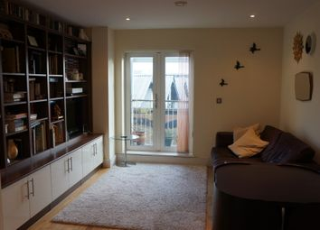 Thumbnail 1 bed flat to rent in Hare Marsh, London