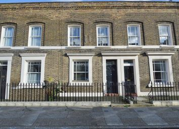 Thumbnail 3 bed terraced house to rent in Portelet Road, London