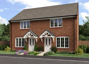 "Thumbnail 2 bed mews house for sale in ""Hankin"" at Radbourne Lane, Derby"