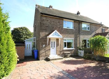 Thumbnail 2 bed semi-detached house to rent in Crag View Crescent, Oughtibridge, Sheffield
