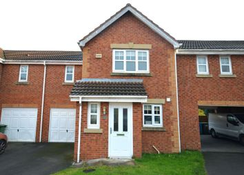 Thumbnail 3 bed terraced house to rent in Brooklands Park, Widnes