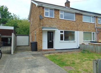 Thumbnail 3 bed semi-detached house to rent in Kennedy Avenue, Long Eaton, Nottingham