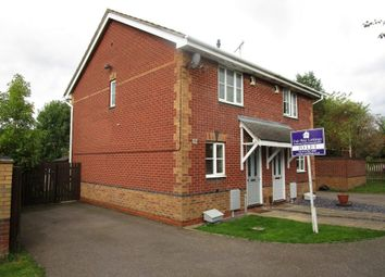 Thumbnail 2 bed property to rent in Durban Road, Leicester