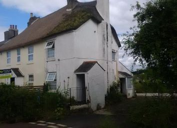 Thumbnail 2 bed end terrace house for sale in Kingskerswell, Newton Abbot, Devon