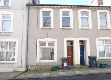 Thumbnail 4 bedroom terraced house for sale in Holmes Street, Barry, Vale Of Glamorgan