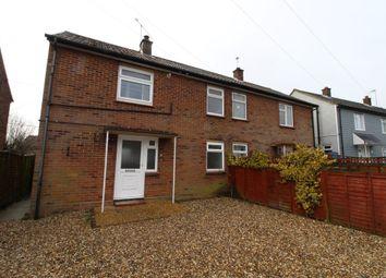 3 bed semi-detached house to rent in Newnham Avenue, Woodbridge IP12