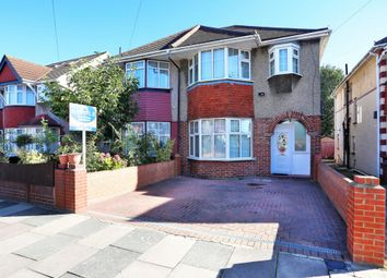 Thumbnail 4 bed semi-detached house for sale in Longford Avenue, Southall