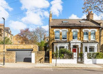 Thumbnail 4 bed semi-detached house for sale in Mervan Road, Brixton, London