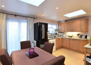 Thumbnail 4 bed terraced house for sale in Hillcross Avenue, Morden, Surrey