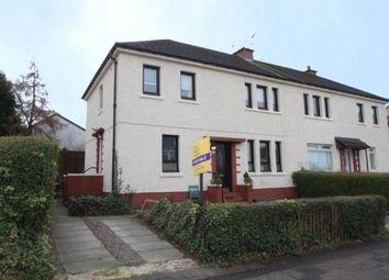 Thumbnail 2 bedroom maisonette for sale in Arden Avenue, Deaconsbank, Glasgow
