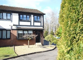 Thumbnail 3 bed end terrace house for sale in Craigmuir Gardens, Blantyre, Glasgow