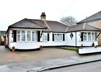 Thumbnail 2 bed semi-detached bungalow for sale in Brookside Way, Croydon