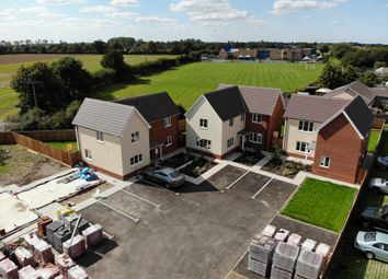 Thumbnail 3 bedroom detached house for sale in Market Close, Elmstead Market, Essex