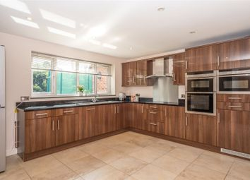 Thumbnail 5 bed detached house for sale in Back Lane, Riccall, York