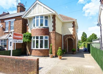Thumbnail 3 bedroom detached house for sale in Hinckley Road, Earl Shilton, Leicester