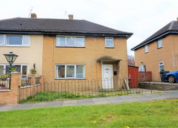 Thumbnail 3 bed semi-detached house for sale in Myrtle Gardens, Halifax