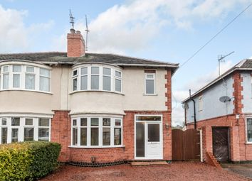 Thumbnail 3 bedroom semi-detached house for sale in Field Lane, Derby, Derby