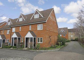 Thumbnail 4 bed end terrace house to rent in Charding Crescent, Royston