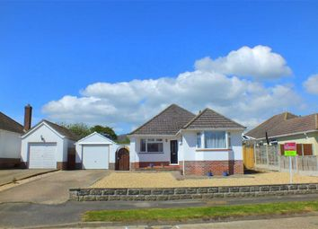 Thumbnail 3 bed bungalow for sale in Osborne Road, New Milton, Hampshire