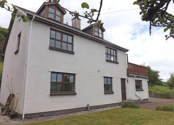 Thumbnail 6 bed detached house for sale in Goginan, Aberystwyth