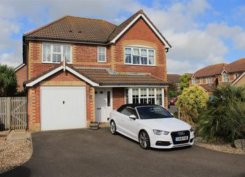 Thumbnail 4 bed detached house for sale in Vancouver Road, Eastbourne