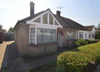 Thumbnail 2 bed semi-detached bungalow for sale in King Edward Road, Stanford-Le-Hope, Essex