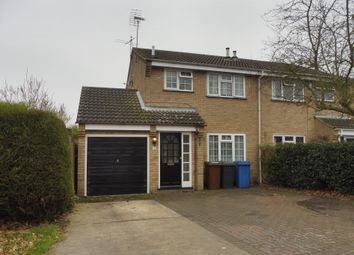 Thumbnail 3 bed semi-detached house for sale in Coleness Road, Ipswich