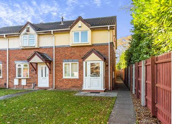 Thumbnail 2 bed terraced house for sale in Wenyon Close, Tipton