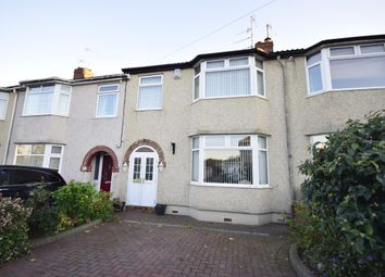 Thumbnail 3 bedroom terraced house for sale in Champion Road, Kingswood, Bristol
