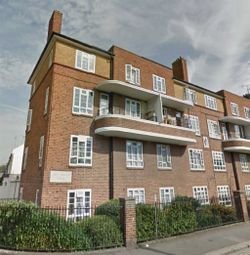 Thumbnail 4 bed flat to rent in Carnwath Road, London