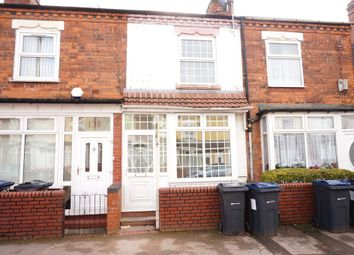Thumbnail 3 bedroom terraced house to rent in Willes Road, Hockley, Birmingham