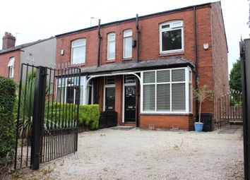 Thumbnail 3 bed semi-detached house to rent in Moorside Road, Swinton