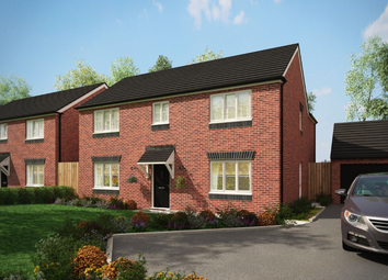 Thumbnail 4 bed detached house for sale in The Oak, Sommerfield Road, Hadley, Telford, Shropshire